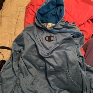 Champion men's XL hoodies